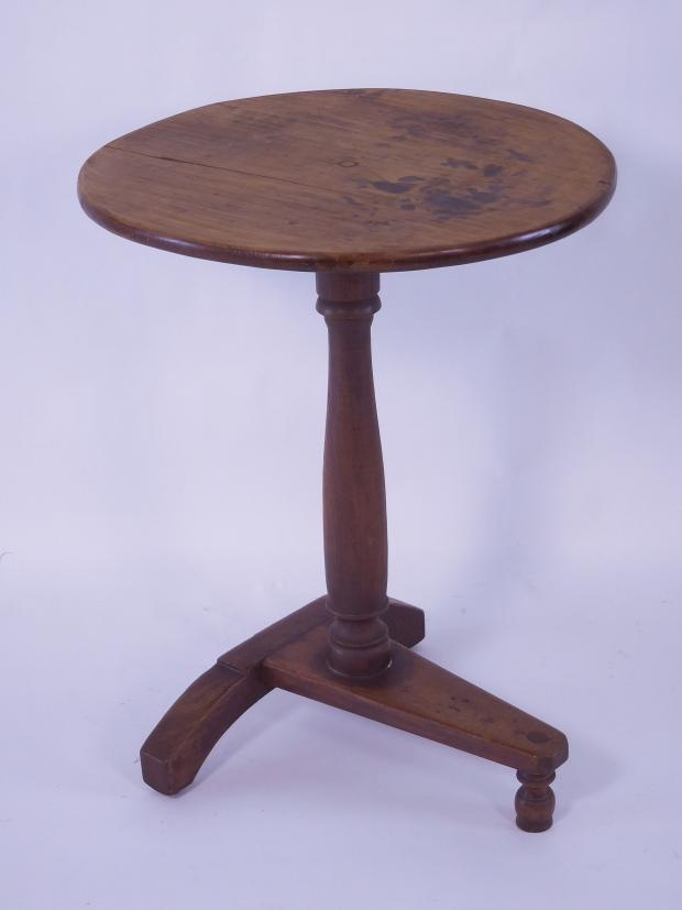 "New England ""T"" Base Candlestand"