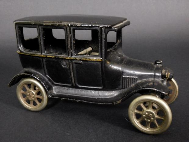 Arcade Cast Iron Toy Coupe