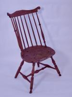 Lancaster County PA Fanback Side Chair