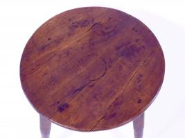 Circular Top Splay Leg Table