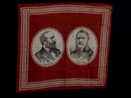 Garfield and Arthur Political Jugate Bandana