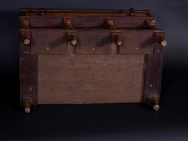 Miniature Blanket Chest In Sideboard Form