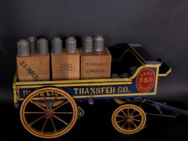Extra Large Fast Freight Toy Wagon