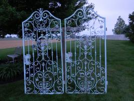 Great Pair Of Iron Gates