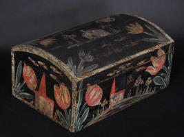 Dome Lid Box Attributed to Heinrich Bucher
