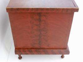 Pennsylvania Decorated Blanket Chest