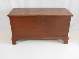 1794 Pennsylvania Dower Chest