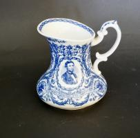 Abraham Lincoln Ironstone Pitcher